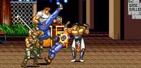 Streets of Rage 2 Cody Edition - le hack qui se lâche