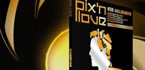 Pix'n Love #26 - Goldeneye 007, c'est plus fort que ça !