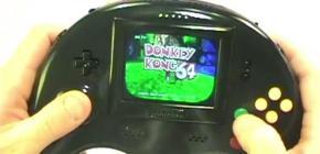 N64 portative - La nouvelle console portable Nintendo 64