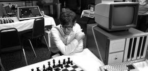 Computer Chess - Échec et maths