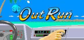 OutRun sur Nintendo 3DS - deux nouvelles chansons et une nouvelle voiture !