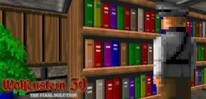Wolfenstein 3D The Final Solution - un vrai retour aux sources !
