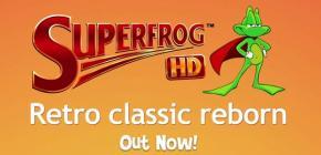 Superfrog HD désormais sur Apple iOS - je t'aime 17 !