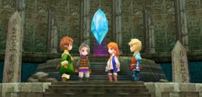 Le RPG Final Fantasy 3 bientôt sur Steam