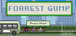 Forrest Gump, le jeu vidéo 8-bit