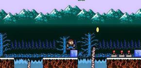 Seep World, un caméo unissant Super Mario et Megaman