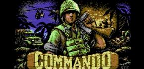 Arcade Commando, la version musclée de Commando arrive sur Commodore 64 !