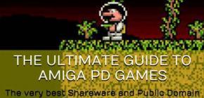 Un guide des jeux vidéo Amiga du domaine public