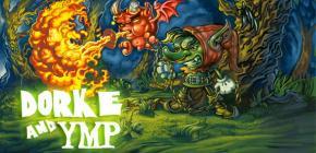 Dorke et Imp - un jeu inédit pour la Super Nintendo