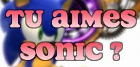 Sonic the Hedgehog Megadrive - 5 bonnes raisons de lui faire l'amour