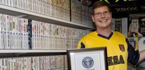 La plus grande collection de jeux vidéo au monde est en vente !
