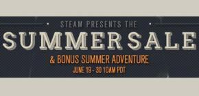 Summer Sale - soldes jeux vidéo chez Steam et GOG !