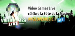 Le 21 juin 2014, une fête de la musique Video Games Live