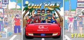 OutRax - les remixes de l'OST d'OutRun seront votre tube de l'été !