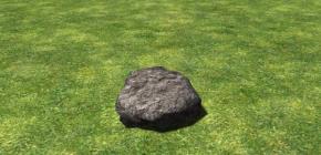 Rock Simulator 2014 - un simulateur de pierre un peu lourd sur Steam
