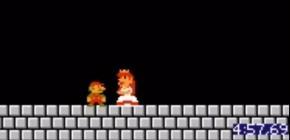 4 minutes 57 secondes - le speedrun le plus rapide du monde sur Super Mario Bros !