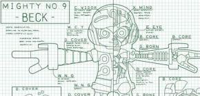 Mighty No. 9 - le fils de Megaman