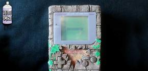 La Game Boy Zelda de Vadu Amka, brique après brique