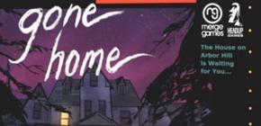 Le jeu Gone Home disponible dans une boîte Super Nintendo