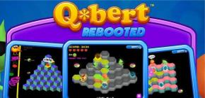 Q*bert Rebooted arrive aujourd'hui sur Steam