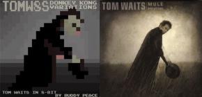 Tom Waits devient une icône chiptune avec Donkey Kong Variations