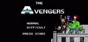 The Avengers - le jeu vidéo 8 Bit