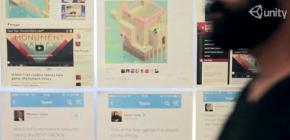 Unity Technologies propose son portrait vidéo des créateurs de Monument Valley