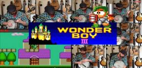 Making of - ma reprise de Wonderboy 3
