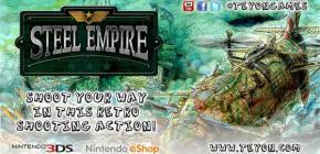 Steel Empire sur 3DS - quels veinards ces américains!