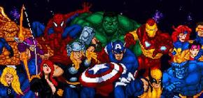 Marvel First Alliance 2 - un beat them all OpenBOR aux petits oignons