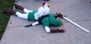 104 manières de mourir à Zelda Ocarina of Time et moi et moi et moi