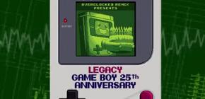 Overclocked Remix Legacy - Game Boy 25th Anniversary Album