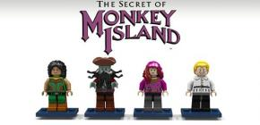 The Secret of Monkey Island en Lego - le projet Scumm Bar