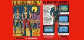 Double Dragon sur Atari 2600 était vraiment trop difficile