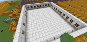 Il construit un disque dur fonctionnel dans Minecraft
