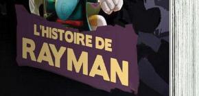 L'histoire de Rayman par Michaël Guarné bientôt chez Pix N Love !