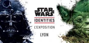 L'exposition Star Wars Identities débarque à Lyon !