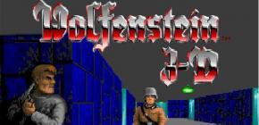 Wolfenstein 3D sur Sega Megadrive - une démo prometteuse