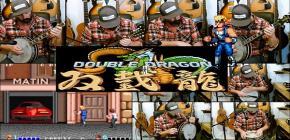 Double Dragon 4 - tout nouveau, tout beau, tout rétro !