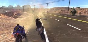 Road Redemption, le fils spirituel de Road Rash, arrive aujourd'hui sur Steam