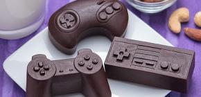 Sega, c'est plus fort en chocolat que toi !