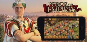 Forge of Empire lancé sur Iphone devient nomade