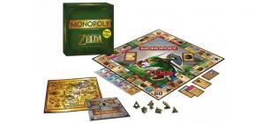 Le Monopoly Zelda arrive en France pour vider ton porte monnaie