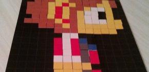 Magnets Pixel Craft : donnez un look 8-bits à votre frigo !