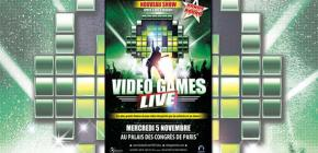 Video Games Live s'acoquine avec le Retrogaming et MO5.com