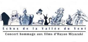 Echos de la Vallée du vent - la grande tournée hommage à Hayao Miyazaki du Neko Light Orchestra