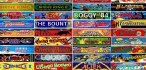 The Internet Arcade - 900 jeux arcades jouables en ligne gratuitement