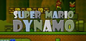 Super Mario Dynamo - un jeu dans lequel Mario affronte le pollueur Luigi