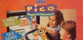La console éducative Sega Pico a 20 ans