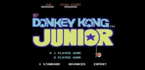 Donkey Kong Junior arrive sur Commodore 64